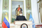 With empty speeches, Maduro did not take responsibility for the crisis in Venezuela and blamed the US