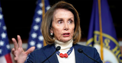 "Nancy Pelosi contradiction she criticized Trump's action against the CCP Virus then accused him of ""minimizing"" the threat"