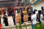 CCP police beat up believers to demolish their temples (photos and videos)