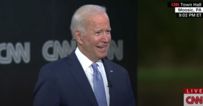 Biden repeatedly refuses to call China an opponent in interview with CNN