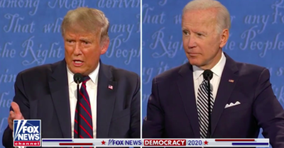 Trump campaign and RNC declare the president a hands down winner of the first presidential debate with Biden