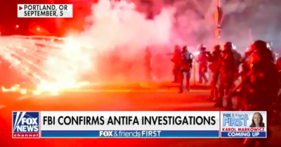 Biden calls antifa just 'an idea not an organization' during first presidential debate