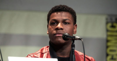 Racial discrimination in China: Renown perfume brand apologizes to actor John Boyega for replacing him in a commercial