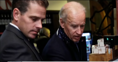 'I felt afraid,' said the man who delivered the information that now compromises Joe Biden because of his son Hunter