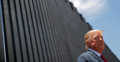 US Supreme Court announces hearings related to immigration and construction of Trump wall