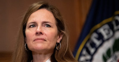 Republican senators condemn Democrats' defamation of newly appointed judge Barrett
