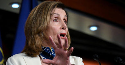 Pelosi prevents the $1,200 check for every American because of her policy, explains a well-known lawyer