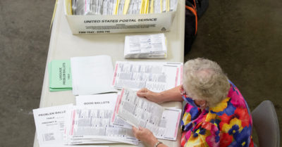 Mail-in voting requests increase in the US: Pennsylvania rejects 370,000 ballot requests