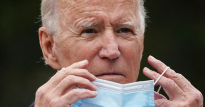 Joe Biden says 'America is dead because of COVID-19'