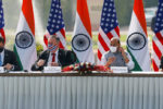 USA signs defense pact with India to confront the threat of the Chinese Communist Party