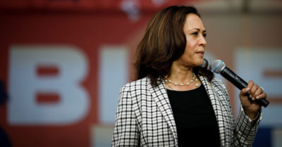 Democratic left plans a post-Biden party led by Kamala Harris