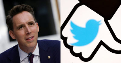 Twitter may have violated a campaign finance bill by censoring Hunter Biden scandal, Sen. Hawley warns
