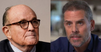 Rudy Giuliani: The photos on Hunter Biden's hard drive will 'blow your mind'