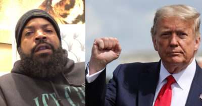 CNN cancels interview with rapper Ice Cube for working with Trump