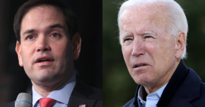 "Senator Marco Rubio exposes Joe Biden's ""dirty"" intentions on the Supreme Court"