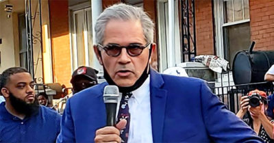 Democrat DA Larry Krasner threatens President Trump for demanding poll watchers in Philadelphia