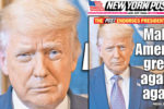 New York Post's solid endorsement of President Trump's second term