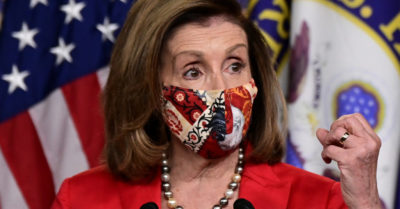 Pelosi promises a law to expand election fraud and undermine American democracy