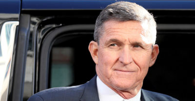 'Evil will not triumph': General Flynn thanks Trump for 'historic' pardon