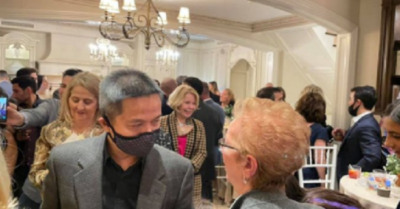 New York Democrats caught violating CCP Virus protocols at a party