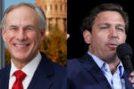 'There will be NO more lockdowns here': Texas and Florida Republican governors assure