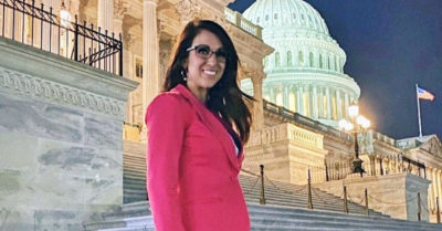 Capitol Police will not stop newly elected GOP Rep. Lauren Boebert from carrying firearm to Congress