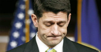 Former GOP House Speaker Paul Ryan orders President Trump to 'stop' fighting election result and concede
