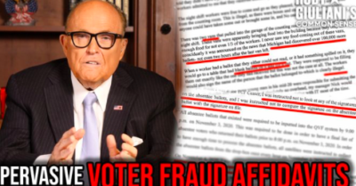 Rudy Giuliani: Media corruption complicit in voter fraud