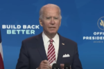 Biden wants to be declared 'apparent winner' despite legal challenges