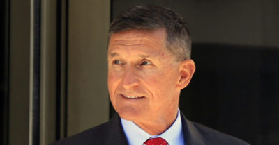 Former national adviser Lt. Gen. Michael Flynn handed a full pardon by President Trump