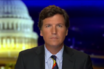 Tucker Carlson warns that the closures are part of a globalist plan to impose social control