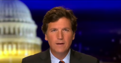 'We all saw it happen': Tucker Carlson explains the stages of election fraud