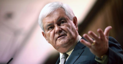Gingrich: 'It's very troubling how widespread the corruption is and how deep the commitment is to cover it up'