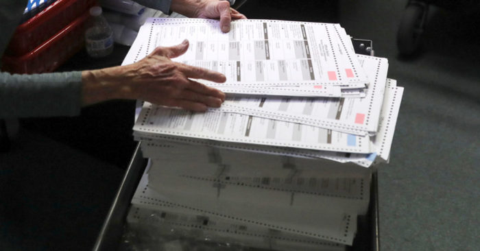 Voter fraud: Inconsistencies revealed with last names of registered Pennsylvania voters