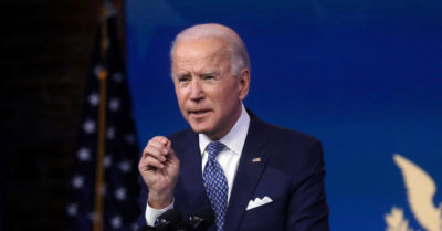 Biden signs on to the controversial Paris Climate Accords, eliminating hundreds of thousands of jobs