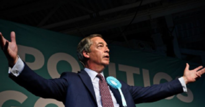 'The war is over,' Farage celebrates the independence of the United Kingdom from the European Union