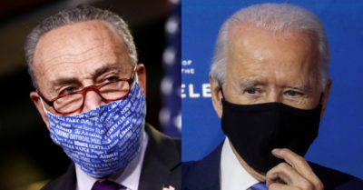 Schumer and Biden encourage transgender children to access sports and bathrooms based on their self-perception