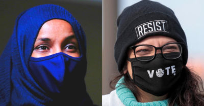 Omar and Tlaib lead anti-Semitic event linked to Hamas terrorist group