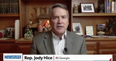 Georgia Rep. Jody Hice will object to Electoral College votes on Jan. 6, Rep-elect Boebert joins the challenge