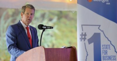 Georgia Governor Brian Kemp calls for a signature audit of election results