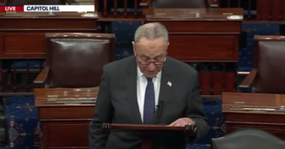 Sen. Chuck Schumer wants Senate to confirm Biden Cabinet even before he is sworn in