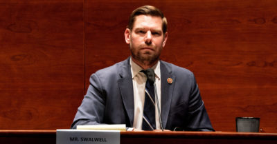 GOP demands FBI report on Democratic lawmaker Eric Swalwell, linked to Chinese spy