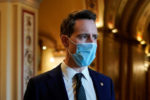 Sen. Hawley reports threats to his family from antifa that tried raiding his home