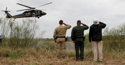 Trump Administration extends border emergency until February 2022