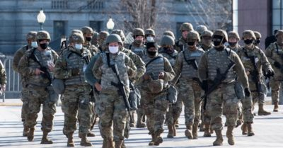 Inside threat: FBI investigates possible infiltration of National Guard in Washington