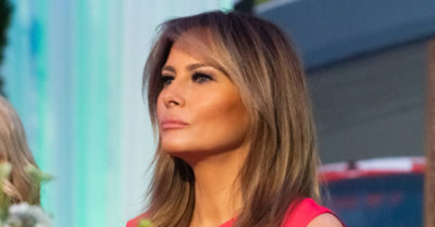 'Our path forward is to come together': Melania Trump invites Americans to heal the nation