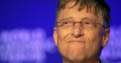 Does Bill Gates want a monopoly on land? He bought 242,000 acres to develop his controversial projects