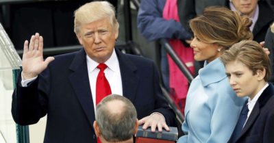 President Trump will be inaugurated on Jan. 20 says GOP Nye County chairman Chris Zimmerman