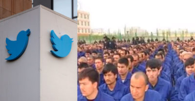 Selective Censorship: Twitter Ignores Chinese Communist party's denial of forced labor