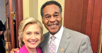 Democratic Rep. Emanuel Cleaver criticized for ending Congress opening prayer with 'amen and awoman'